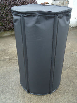 environment friendly Rain Barrel 100L