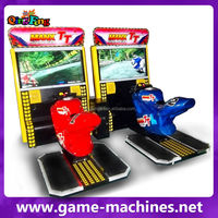 Qingfeng 42 LCD TT motor/mini moto gp speed motor racing car games for kids