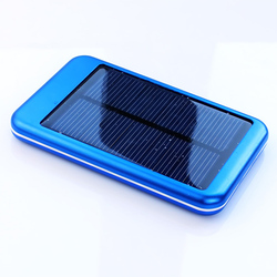 High quality single usb move power solar charger