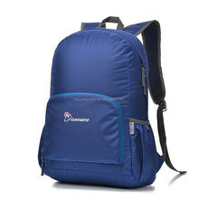 Mountaintop 25L Nylon and waterproof Mini pouch folded backpack