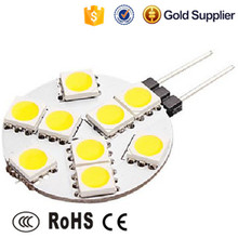 high brightness led G4 9SMD 5050 car with tamper-proof promise Automobile Car Parts Accessories Auto LED Light Bulb