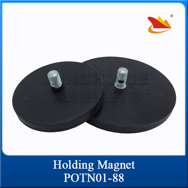 Neodymium Strong Magnetic POT/NdFeB HoldingMagnets/Cup Magnet With strong Pull Force