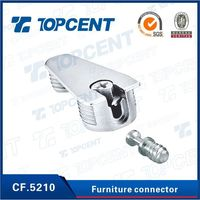 [CF.5210]Furniture connecting fittings fastener cabinet corner connectors