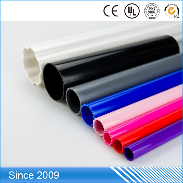 wholesale eco-friendly extrusion flexible ABS plastic pipe