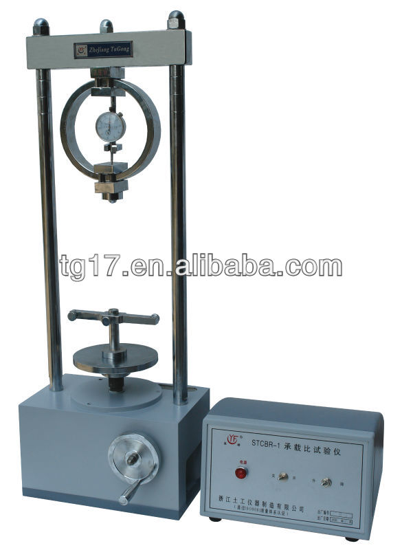STCBR-3 50KN or 30KN cbr test equipment
