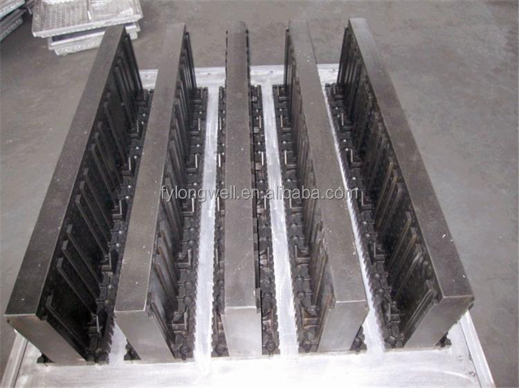 Iran hot sale eps foam icf building block molding machine for Icf foam