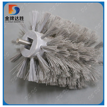 Manufacturer Abrasive Nylon Punched Fruit Roller Brush