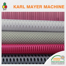 2017 newest 3d warp knitted spacer mesh fabric for mattress ticking