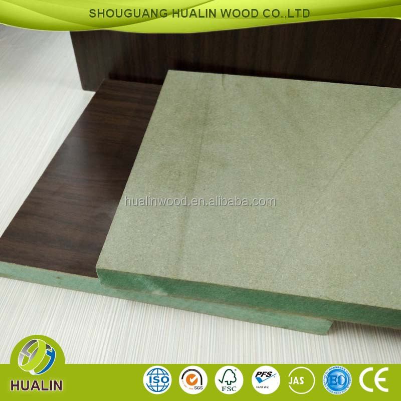 Green MDF Board, Waterproof MDF