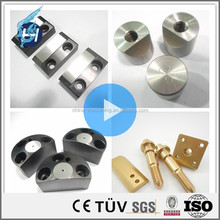 Customized High Precision CNC Machining Aluminium/Bronze CNC turning parts