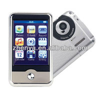 "2.8"" Mp4 Digital Player Software Support 1.3MP Camera,LED Flashlight"
