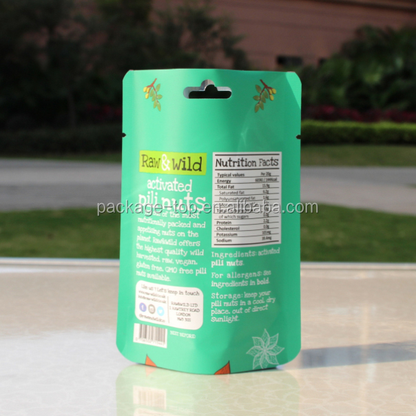 perforated plastic fruit grape bag for Chile