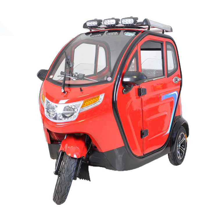 2018 Top Quality disabled motorized tricycles with passenger seat