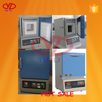 1200C 1400C 1700C 1800C High Temperature Box Muffle Furnace For Laboratory