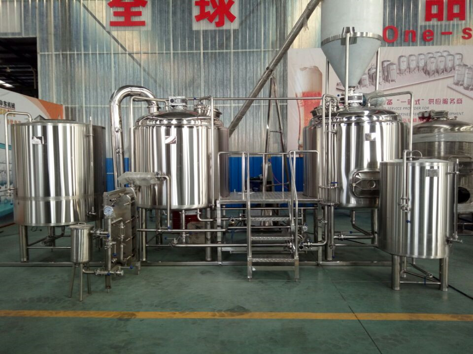 Micro Brewery Professional Making System Craft Beer Factory