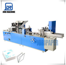 Square Napkin 1/4 Folded Multi Color Printed Paper Napkin Serviette Tissue Machine Price