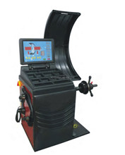 C311G wheel balancing machine price for car and truck wheel alignment and balancing machine