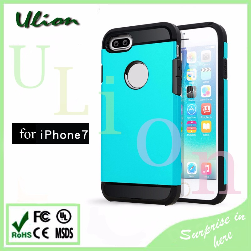 high quality phone case for iphone 6, custom plastic cell phone case, phone case for iphone 7