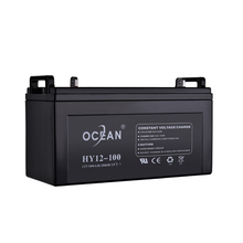 Solar systerm usage gel 12V 100ah storage batteries large power solar battery