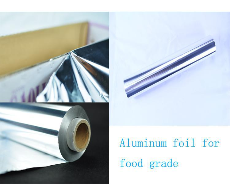 micron aluminum foil for baking food