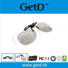 High top selling!! computer glasses clip on who wear spectacle glasses---CP720G16R