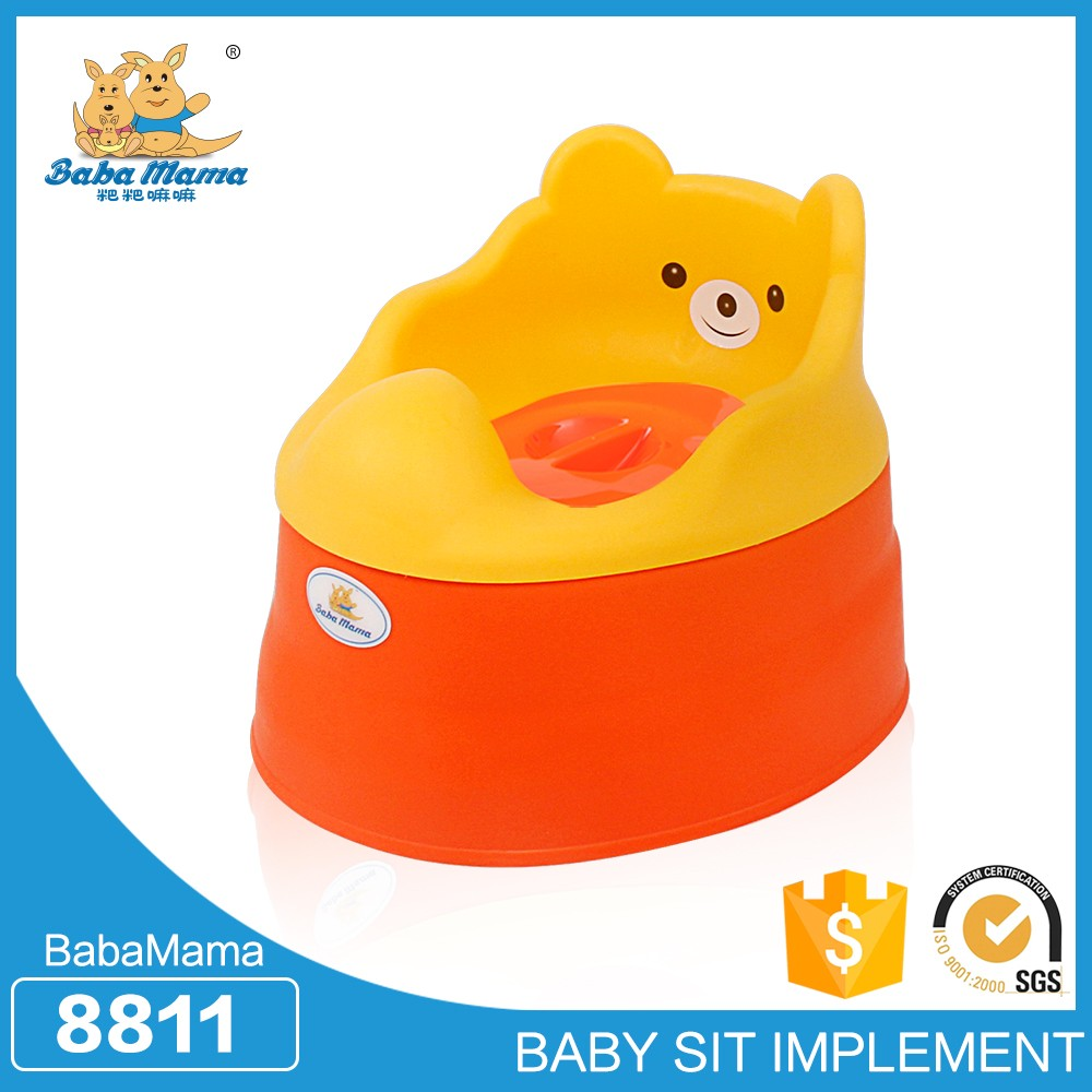 colorful baby boy potty trainer for promotion