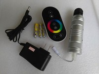 7W RGB LED fiber optic illuminator;with touch remote