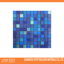 Glass swimming pool deck tiles for sale