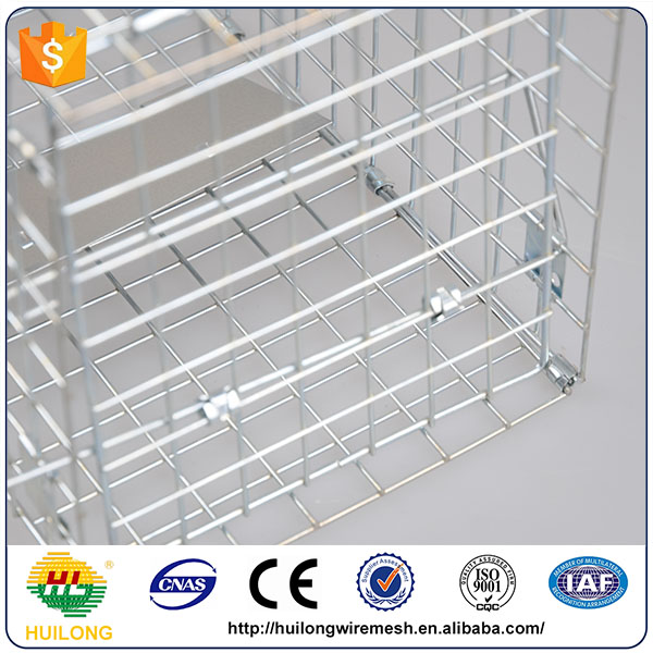 Top Quality high quality metal mice trap/metal rat mouse trap cage