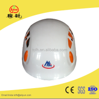 White color Ce En397 standard outdoor sports helmet/bike helmet