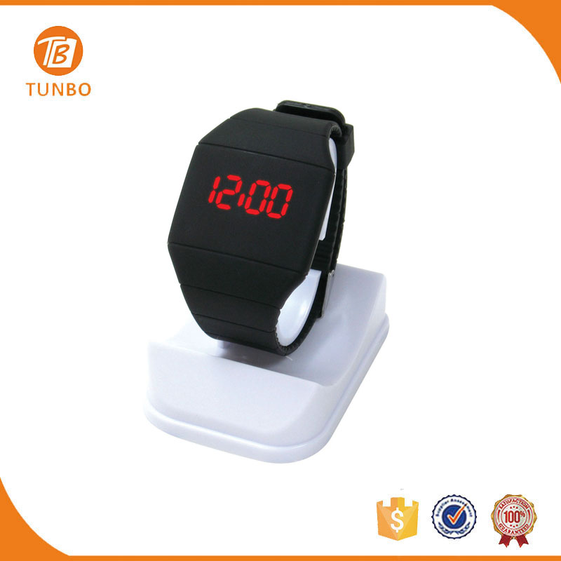 China wholesale cheap LED digital watches for teens promotion gift