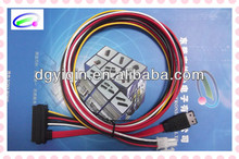 Sata 22P to Esata 7P with PH4.2 HSG cable