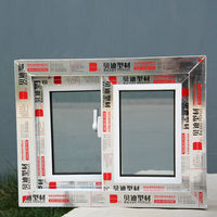 Hot Selling PVC Cheap Sliding Window