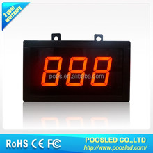 countdown timer board signage \ countdown timer display signage \ countdown timer sign signage