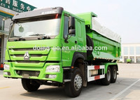 LHD used sinotruk howo dump truck in philippine