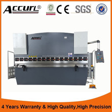 Accurl systematic and forceful adira press brakes with E21 controller for 125T/3200