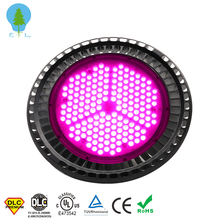 agriculture project 200w UFO high bay high power led grow light for plant