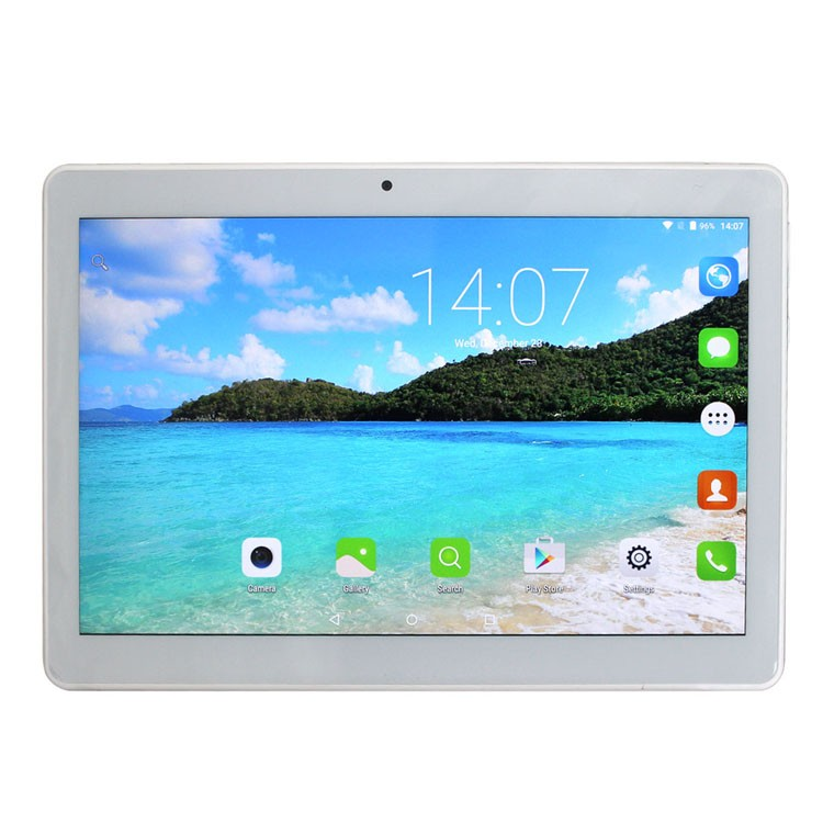 10.1 inch 1920*1200 FHD Phablet Android 6.0 OS 4G LTE MTK Octa Core 2GB 32GB GPS Camera 2MP+5 MP Pc Tablet