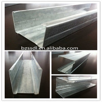 Western europe high quality metal ceiling joists/gypsum drywall metal stud