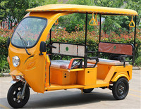 open cabin bajaj electric auto rickshaw tuk tuk for sale