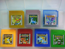Freee Shiping by DHL for GB/GBC Games Pokemon Games