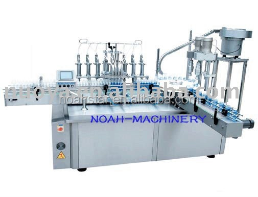 FCM Bottle Filling Packaging Machine