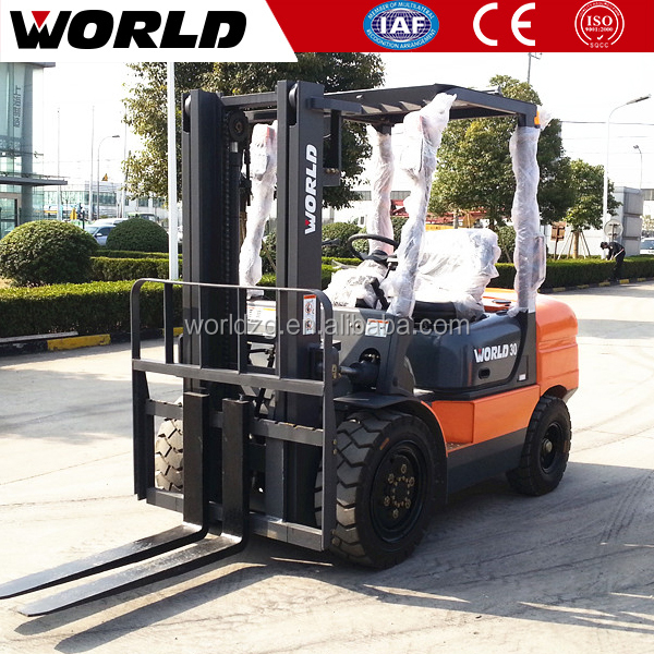 CPCD30 3Ton Small Diesel Forklift for sale