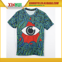 high quality sublimation printing t shirt ,custom digital t shirt printing,t shirt printing