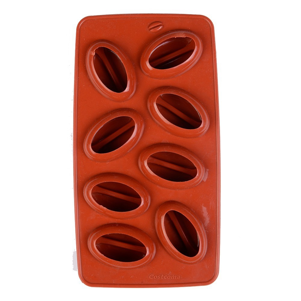 Silicone Cool Beans Ice Cube Tray Ice Mold Maker