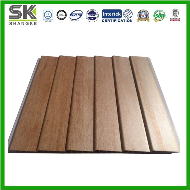 Wood laminated indoor wall Z panel