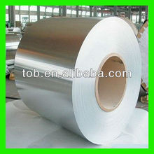 Large rolls of aluminum foil for lithium ion battery raw material