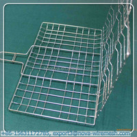 2015 New Arrival Good Quality Fresh Design Stainless Steel Barbecue Grill Wire Mesh (Gold Supplier / China manufacturer)
