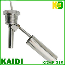 Stainless steel liquid level control float switch