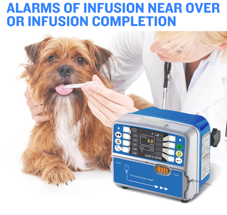ET-IP-V hot sale Veterinary Infusion Pump